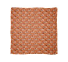 Orange Architecture Abstract - iPhone Case Scarf