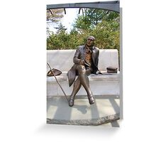 George Mason Memorial Greeting Card