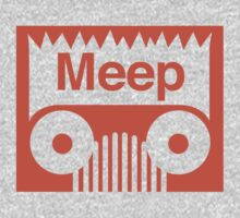 OFF ROAD MEEP Kids Tee