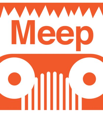 OFF ROAD MEEP Sticker