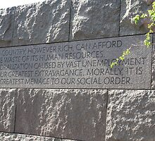 FDR - No country, however rich... by WalnutHill