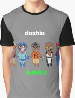 DashieGames/DashieXP Graphic T-Shirt