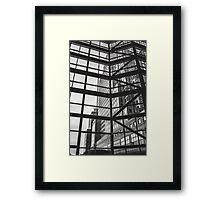 New York City. Framed Print