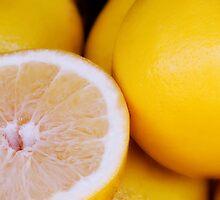Fresh Grapefruit by Dana Horne