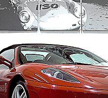 Ferrari 360 Spider by Andrew Cooper