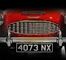Austin Healey 3000 by Andrew Cooper