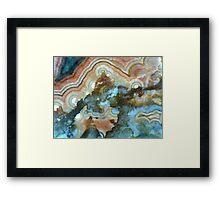 Molehill Mountain Framed Print