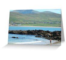 The Dingle Peninsula Ireland  Greeting Card