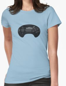 SEGA Genesis Controller Womens Fitted T-Shirt