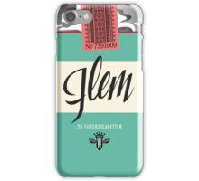Flem Zigaretten iPhone Case/Skin