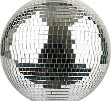 Mirrorball Disco Mirror Ball by ukedward