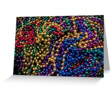 Mardi Gras! Greeting Card