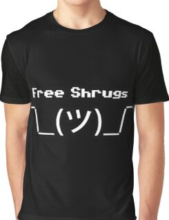 Free Shrugs 1 Graphic T-Shirt