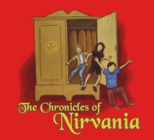 The Chronicles of Nirvania Kids Clothes