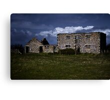 Jolly Derelict Canvas Print