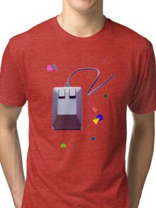 Old Mouse Tri-blend T-Shirt