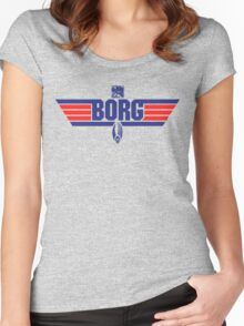 Top Borg (BR) Women's Fitted Scoop T-Shirt