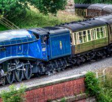 60007 Sir Nigel Gresley Locomotive Sticker