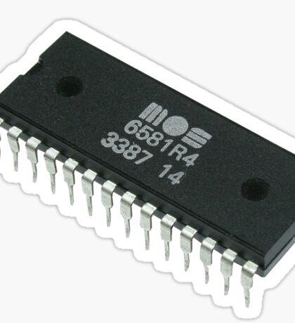 SID Chip Sticker