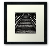 sleepers Framed Print
