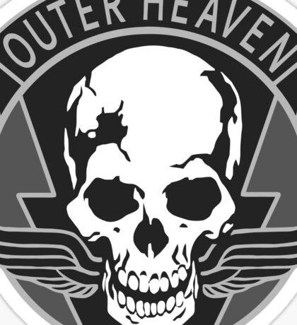 Outer Heaven Sticker