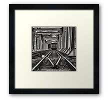 sleepers II Framed Print