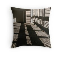 Shadow Mania Throw Pillow