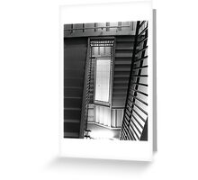 Rising Stair Greeting Card