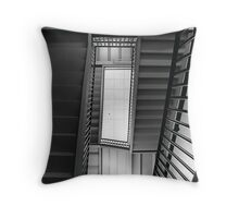 Rising Stair Throw Pillow