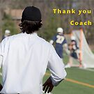 "Thank You Coach by Christine ""Xine"" Segalas"