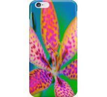 Firelily iPhone Case/Skin