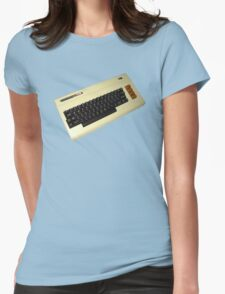 Commodore Vic-20 Womens Fitted T-Shirt