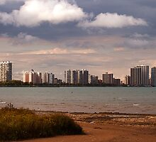 View of Edgewater by Milena Ilieva