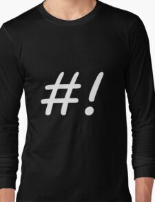 Bash Long Sleeve T-Shirt
