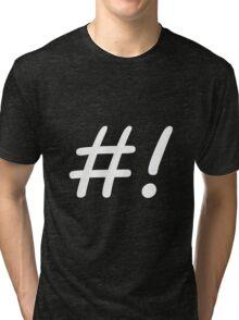 Bash Tri-blend T-Shirt