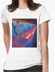 60'S Future Womens Fitted T-Shirt