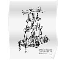 Wheels & motor Poster