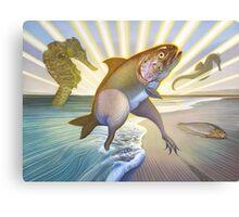 A Fish Called Wander Canvas Print