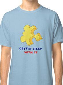 Gettin' Jiggy With It Classic T-Shirt