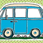 Campervan by Wendy Howarth