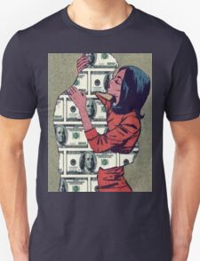 I Love Money  T-Shirt