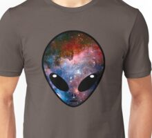 Space Alien Unisex T-Shirt