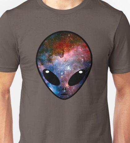Space Alien Unisex T-Shirt