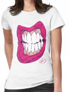 GRRRR... Womens Fitted T-Shirt