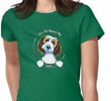 Petit Basset Griffon Vendeen :: Its All About Me Womens Fitted T-Shirt