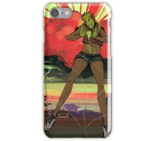 Storm Witch iPhone Case/Skin