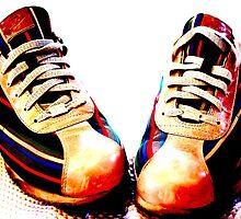Custom Kicks, Nike by Adam Northam