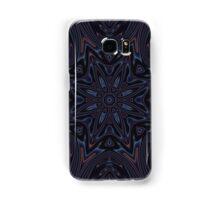Kaleidoscope 2 Black / Dark Mandala abstract iPhone & iPod Case / Cover Samsung Galaxy Case/Skin