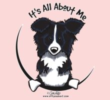 It's All About Me :: Border Collie One Piece - Long Sleeve