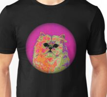 Psychedelic Cat II Unisex T-Shirt
